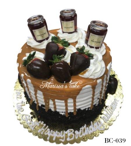 Henessy Cake
