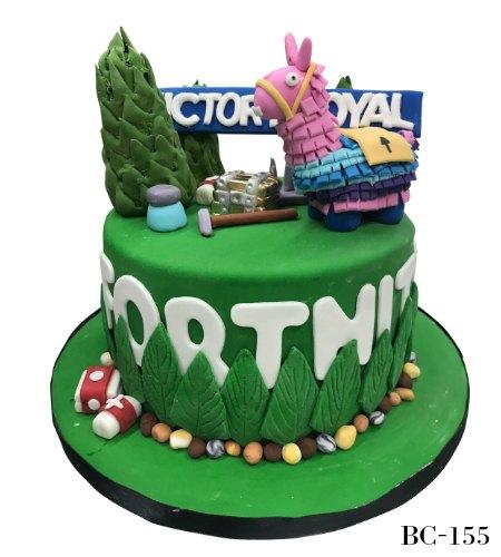 Fornite Cake