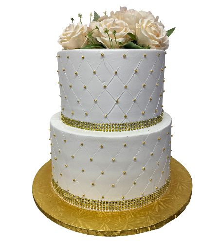 DIAMOND CUT CAKE