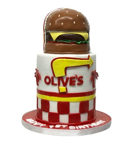 IN N OUT CAKE