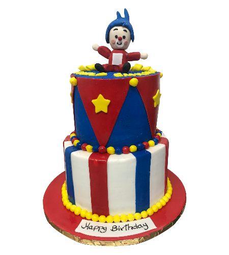 CIRCUS CIRCUS CAKE
