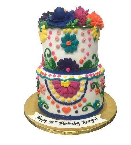 FIESTA MEXCANA CAKE