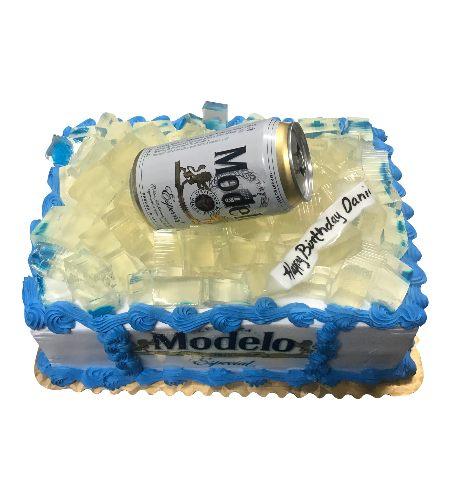 MODEL CAKE