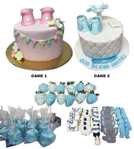 BABY SHOWER PARTY PACK
