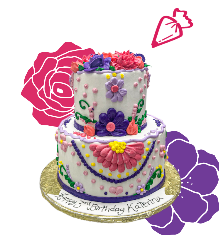 Personalized Custom Cake Orders By Marissa's Cake